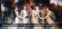 Stefano Guerrera su Facebook : Se i quadri potessero parlare