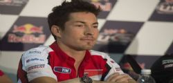 Nicky Hayden : Ci sarebbe un video dell
