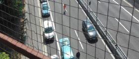 Modena, si suicida lanciandosi dal cavalcavia dell