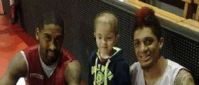 Pistoia : Manuel 4 anni malato di cancro, la squadra di basket e la curva  intorno al piccolo tifoso