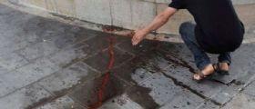 Rissa a Udine : Un uomo accoltellato al volto e al collo