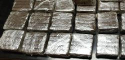 Droga Puglia : sequestrata marijuana per 15 milioni di euro