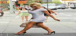 Pamela Anderson ritorna sexy a New York
