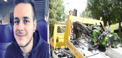 Incidente in moto Treviso : Daniele Prevedello muore a 24 anni