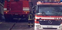 Incendio Pordenone industria Roncadin