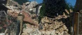 Terremoto : Saletta, il paesino nascosto tra le montagne con 13 abitanti e 22 morti