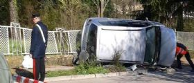 Abano Terme, Padova : Schiacciata ed uccisa da un Suv mentre camminava sul marciapiede