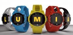 Concept Nuovo Smartwatch Lumia