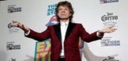 Mick Jagger padre per l