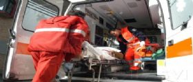 Salerno : Bambina di 9 anni precipita dal balcone e rimane infilzata dalla ringhiera