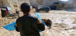 Raid Siria : I medici sospettano uso di Gas Sarin