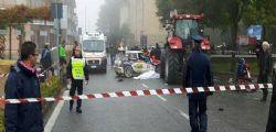 Auto sulla folla Rally Legend di San Marino: un morto e sette feriti