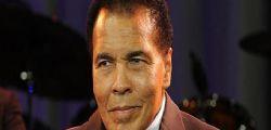 Muhammad Ali : il pugile ricoverato in ospedale