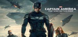 Captain America : The Winter Soldier - Film Venerdì 20 gennaio alle 21.20 su Rai2