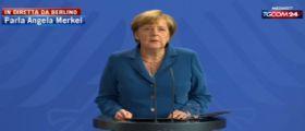Angela Merkel su migranti : La politica tedesca sull