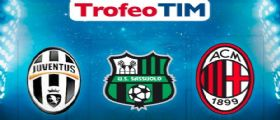 Trofeo Tim 2014, Juventus Milan e Sassuolo | Diretta tv Canale 5 | Streaming SportMediaset