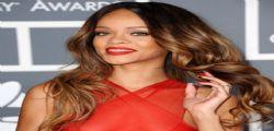 Rihanna hot senza intimo a West Hollywood
