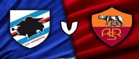 Anticipo Serie A 2014-15 | Sampdoria-Roma | Info Streaming | Stasera 25 ottobre 2014