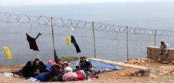 Chio : Migrante siriano si dà fuoco in Grecia