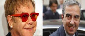 Elton John al Festival di Sanremo 2016 : Per Gasparri è uno schifo umano