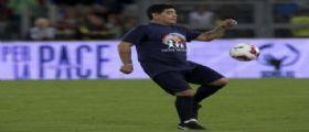 Equitalia : Rinvio a giudizio nei confronti di Diego Armando Maradona