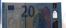 Dal 25 Novembre 2015 la nuova banconota da 20 euro