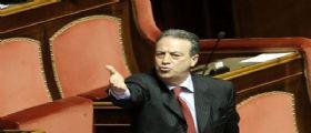 Eboli (Salerno), minacce di morte al Senatore Franco Cardiello : Uccideremo te e la tua famiglia