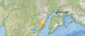 Terremoto in Alaska di magnitudo 6.3 nella costa meridionale