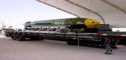 Bomba moab Afghanistan : uccisi 36 miliziani Isis