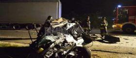 Incidente Rimini : Muore un giovane di 19 anni
