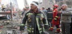 Iran : morti nel crollo del grattacielo di Teheran