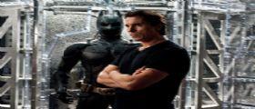 Batman Il Cavaliere Oscuro - Il Ritorno : Stasera Domenica 5 Ottobre in Prima tv su Italia 1