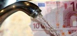Arriva il bonus acqua : 50 litri acqua al giorno per abitanti disagiati