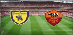 Chievo Roma Streaming Live Diretta Partita e Online Gratis Serie A