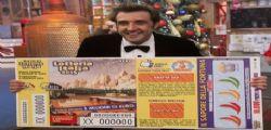 Estrazione Lotteria Italia / Numeri Estratti : Primo Premio 5 mln a Veronella