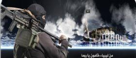 Isis minaccia su Twitter : Con le mani sul grilletto stiamo arrivando a Roma, bandiera nera su Colosseo