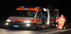 Auto si scontra con pulmino usato dalla Roma : morto un 29enne