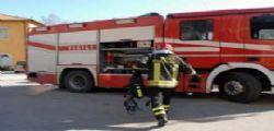 Anguillara, crolla una villetta :  4 feriti