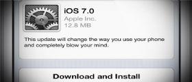 iOS 7 : La Apple lo lancerà a Settembre