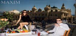 Alessandra Ambrosio super sexy per Maxim