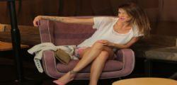 Melissa Satta : selfie sexy con la gonna troppo corta!