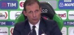 Juventus Allegri: temo Roma, Napoli e Inter per lo scudetto