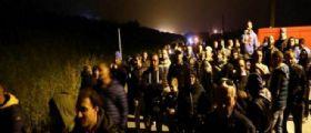 Goro, barricate in strada contro i profughi in arrivo : Requisito l