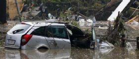 Germania e Francia travolte dal maltempo : 5 morti