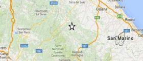 Terremoto Oggi Forlì : Dopo le due scosse di ieri altre due registrate questa mattina