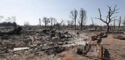 Incendi California : salgono a 35 le vittime