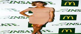 Belen Rodriguez ha  nuovo look con un taglio anni 50