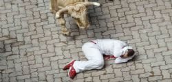 Pamplona : la corsa dei tori provoca 21 feriti (Video)