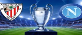Champions League Athletic Bilbao-Napoli | Diretta Tv Canale 5 | Streaming SportMediaset