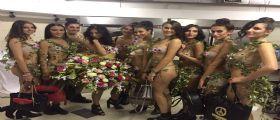 Luci e show di moda a Bari: il Fashion Red Carpet 2016 di Vincenzo Maiorano incanta tutti